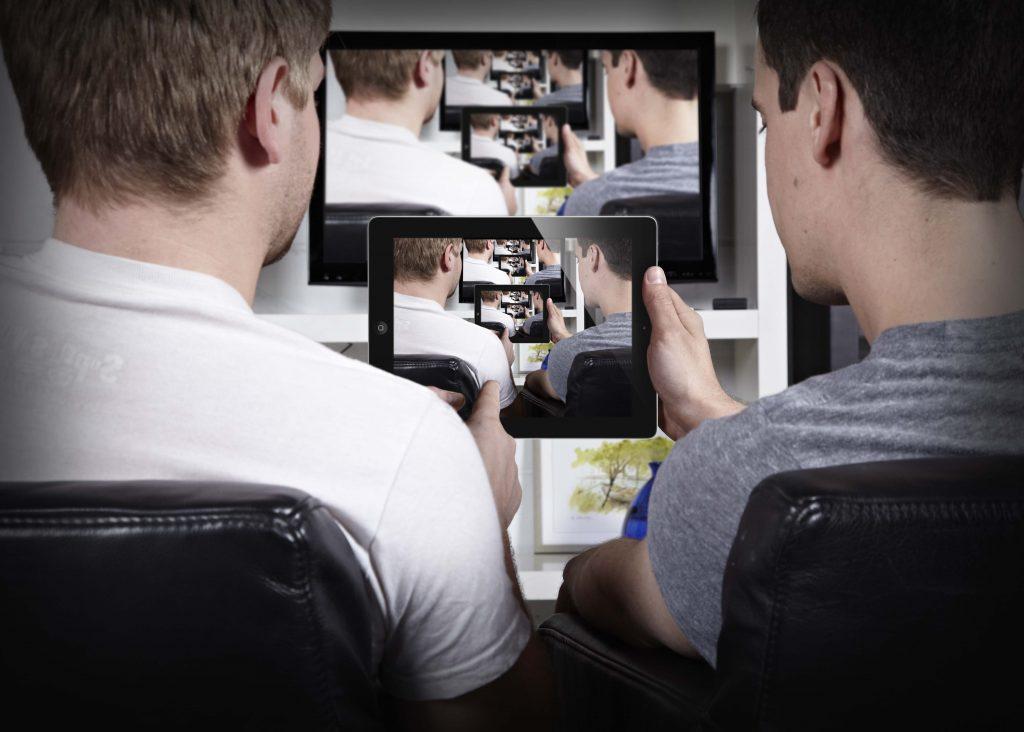 Apple TV Pic in pic