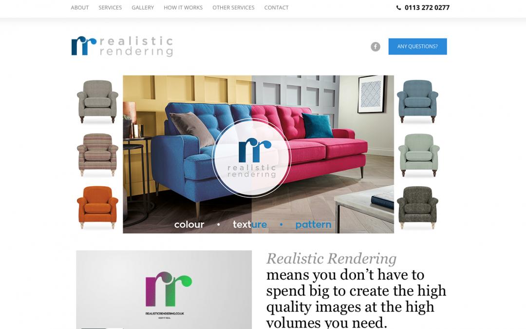 Realistic Rendering – New Website