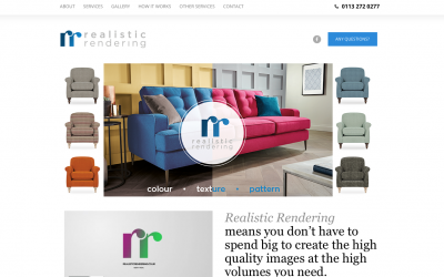 Realistic Rendering – New Website