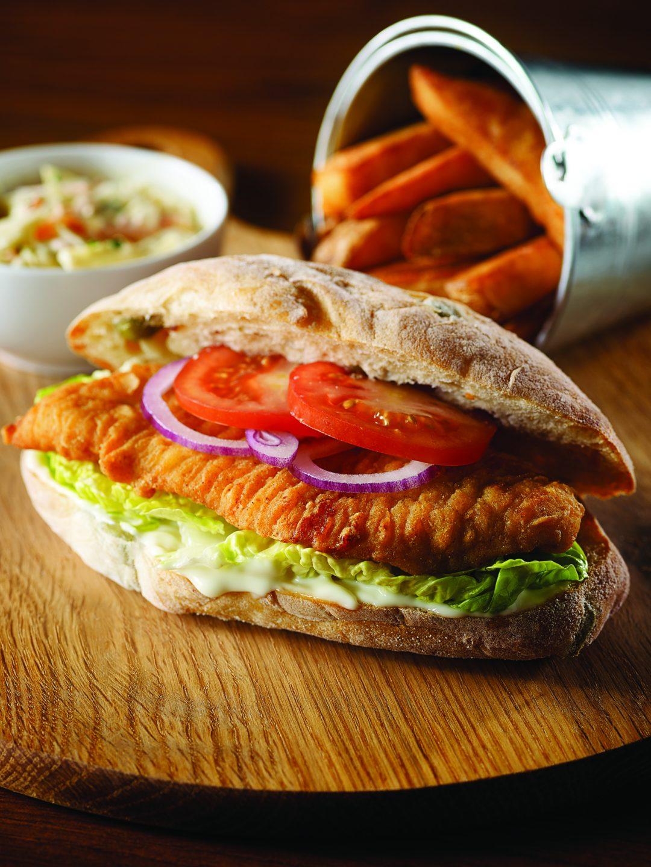 Golden Foods Sandwich