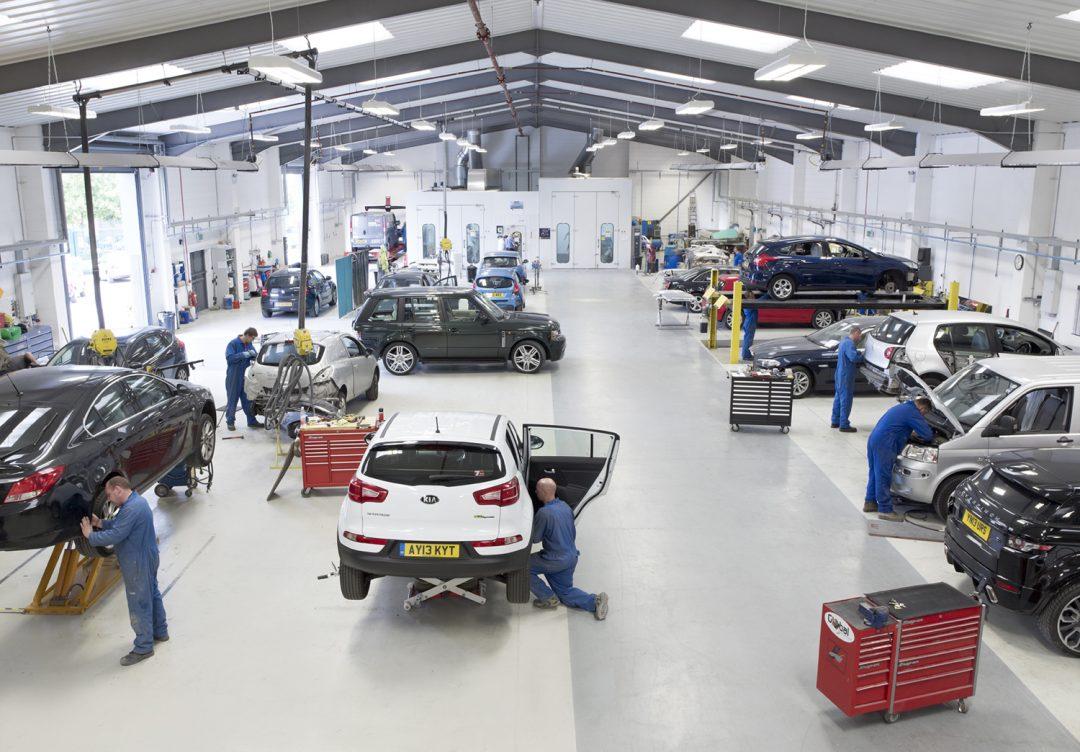 Mastercars Workshop