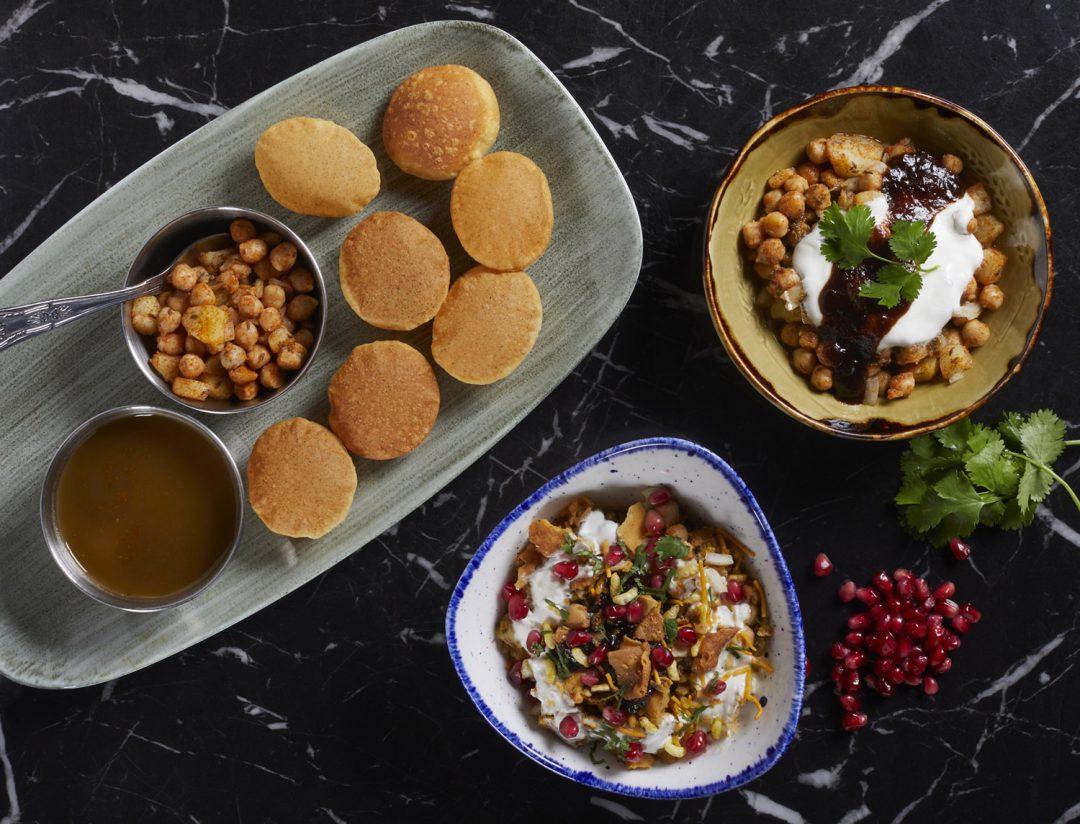 Vegetarian Group at Mumtaz