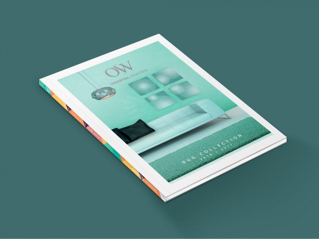 Oriental Weavers Brochure Cover