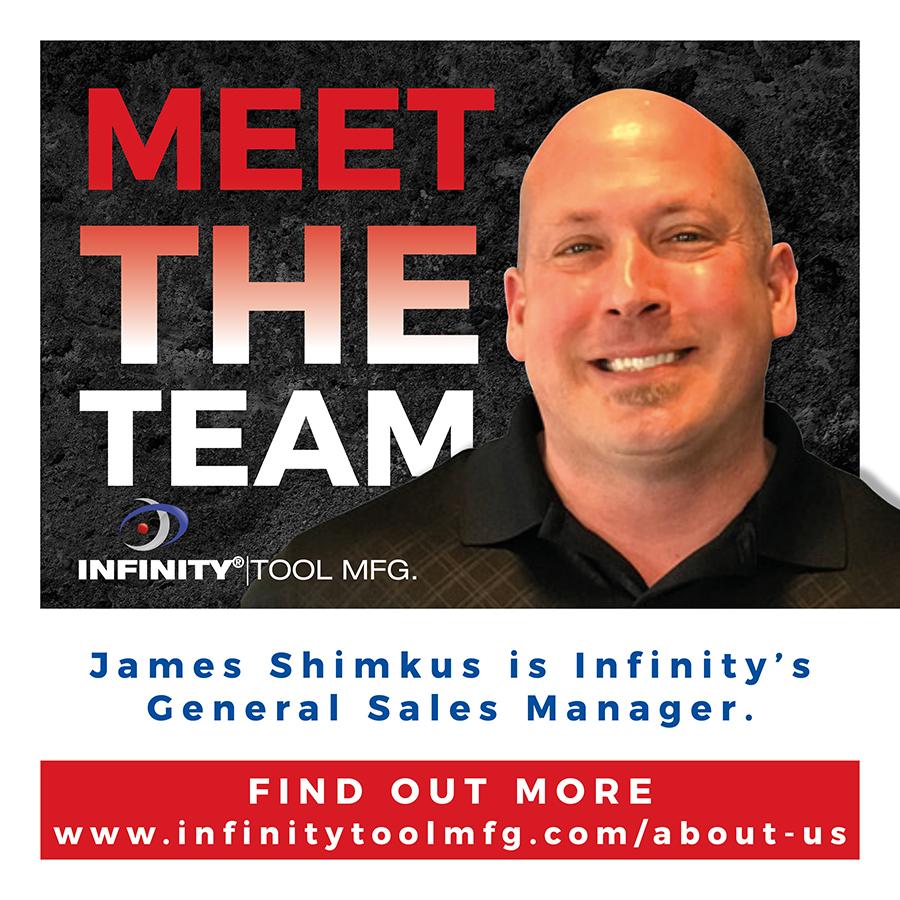 Infinity Meet The Team