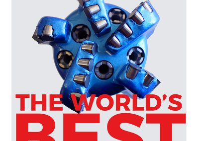 World'S Best PDC Bits infinity tool