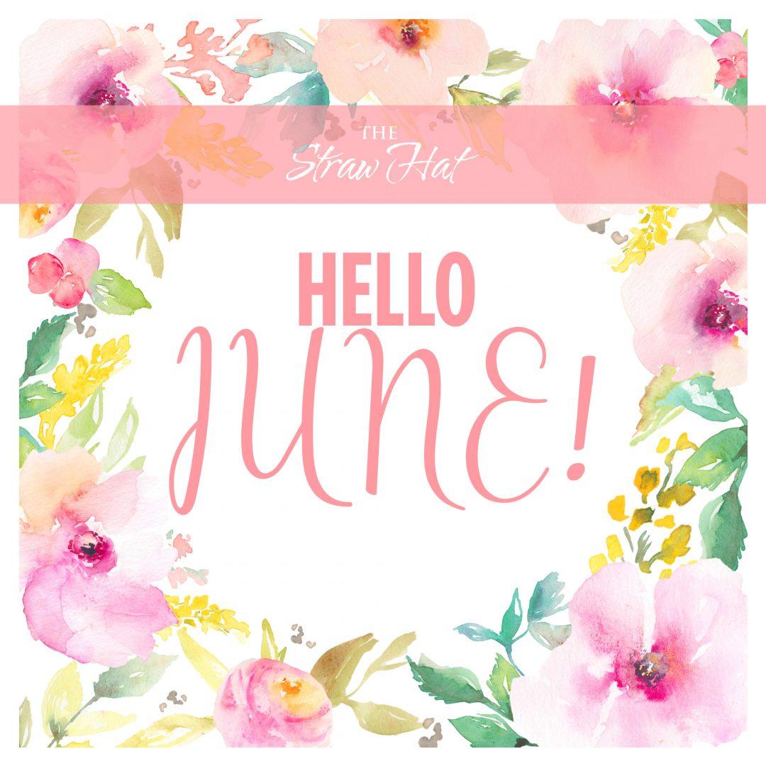 Silver Bay Social Media Post Hello June