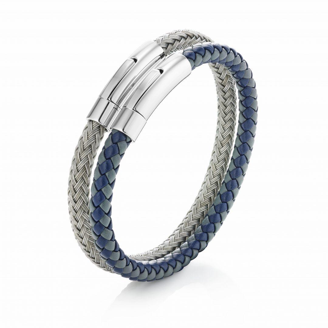 Buckley London Barbican Duo Bracelet