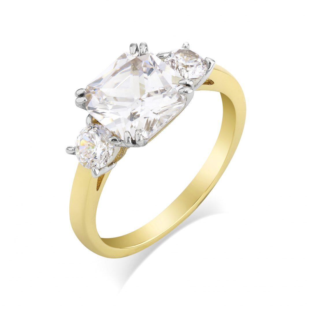 Buckley London Meghan Ring